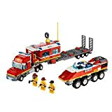 LEGO City Fire Transporter (4430)