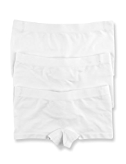 3 Pack Seamfree Shorts