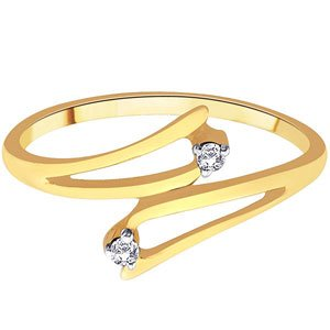 Gili Diamond Ladies Ring TRL516 | Color Yellow