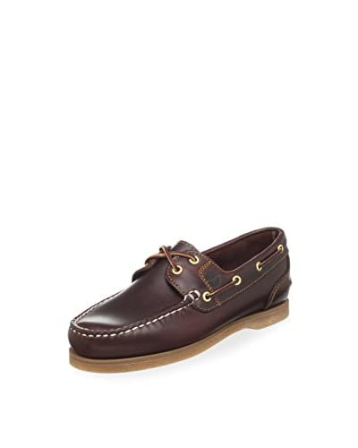 Timberland Women's Classic Amherst 2 Eye Boat Shoe