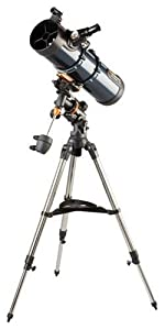 Celestron 31051 AstroMaster 130EQ MD Telescope by Celestron