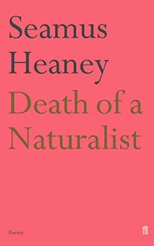 Buchseite und Rezensionen zu 'Death of a Naturalist' von Seamus Heaney