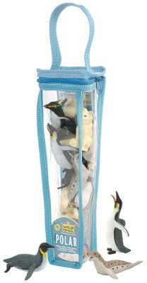 Polar Animals Nature Tube - Buy Polar Animals Nature Tube - Purchase Polar Animals Nature Tube (Wild Republic, Toys & Games,Categories)
