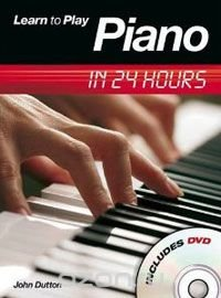 Learn Play Piano 24 Hrs Compact Ed