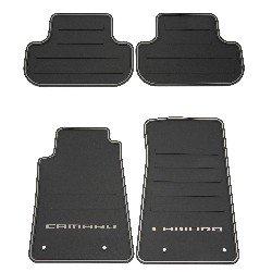 2010 2013 Chevrolet Camaro Premium All Weather Floor Mats