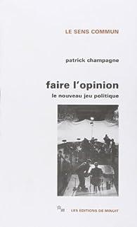 Bourdieu L'opinion Publique N'existe Pas