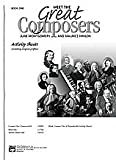 img - for Meet the Great Composers: Activity Sheets, Book 1 (Learning Link) book / textbook / text book