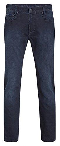 MAC Herren Jeans Hose Arne Pipe 0970l051800 H797, Color MAC Herren:H797 deep blue overdyed;Herren-Größe-Hosen-neu:W36/L32