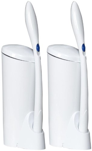 clorox toiletwand disposable toilet cleaning kit 2 pk
