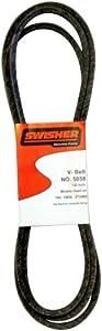 Swisher 122-Inch Belt - Fits T-60, FM-50 ZT2460, ZT2560, ZT2660, ZT2660B 5058 by Swisher Mower