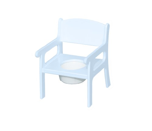 Little Colorado Pastel Blue Potty Chair - 1
