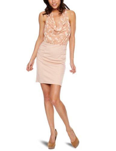 House Of Dereon Cowl Sleeveless Women's Dress