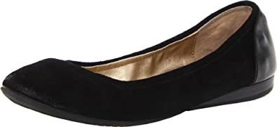 Kenneth Cole REACTION Women's Balla Flat,Black,5 M US