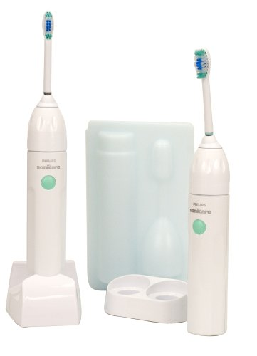 Philips Sonicare Hx5352/46 Essence 5300 Rechargeable Electric Toothbrush With 2 Handles