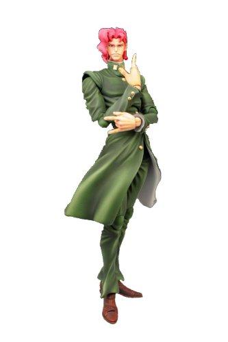 Super Figure Action [JoJo`s Bizarre Adventure] Part III 6.Kakyoin Noriaki (Hirohiko Araki Specify Color) (PVC Figure)