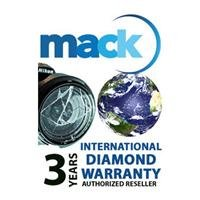 Mack 3 Year International Diamond Service Contract For Digital Cameras, Video Cameras, Lenses Binoculars, Telescopes, Flash And Lighting With A Retail Value Of Up To $1000.00
