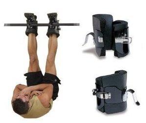 FitnesStyle グラビティブーツ サスペンションブーツ 逆さぶら下がり 器具 腹筋 背筋 トレーニング