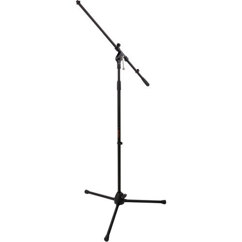 Auray MS-5230F Tripod Microphone Stand with Fixed Boom (Microphone Stand Boom compare prices)