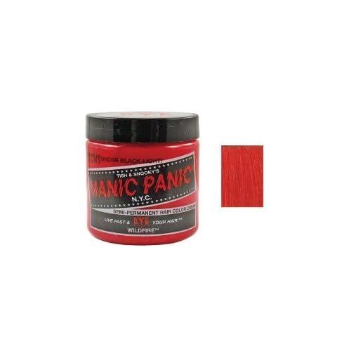 Manic Panic Vampire Red Hair