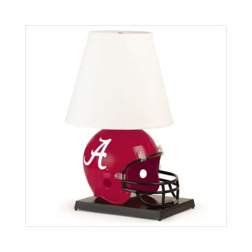 Alabama Crimson Tide Deluxe Helmet Lamp ** Sports