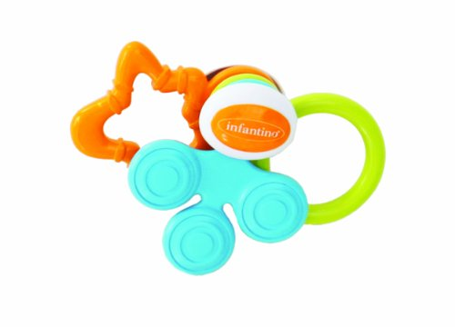 Infantino All Around 1-2-3 Teether (Discontinued by Manufacturer)