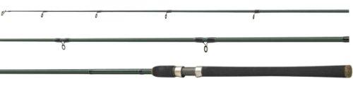 Enrapture Canne à pêche 3 pièces Vert 3 m