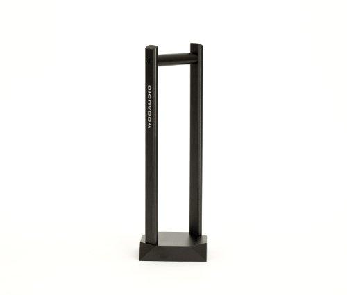 Woo Audio Hps-Hb Compact Aluminum Headphone Stands (Black)