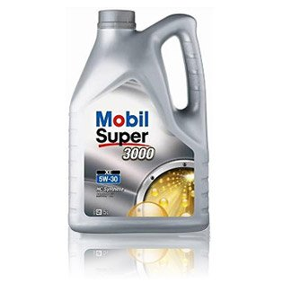 Mobil Super 3000 XE 5W-30 5 Liter Motoröl Motorenöl