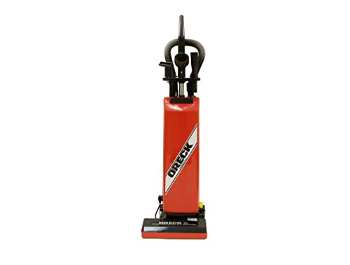 Oreck Commercial UPRO18T Pro-18 Dual Motor Upright Vacuum Cleaner with Onboard Tools, 18