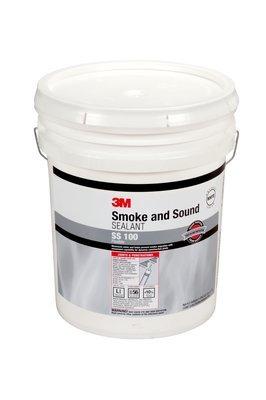 3m-caulk-sealants-1028579-smoke-and-sound-sealant-ss-100-45-gallon-pail
