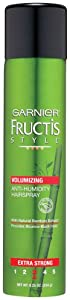 Garnier Fructis Style Volumizing Anti Humidity Hairspray, 8.25 Ounce