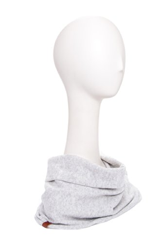 Unisex Cashmere Blend Infinity Scarf