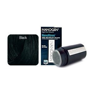 Hair Loss Concealer Fibers by Nanogen - Black-15