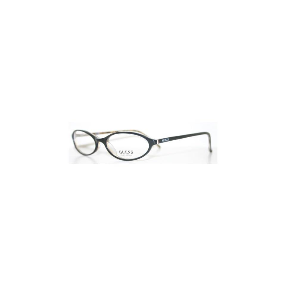 d43b035a3603 GUESS 1465 BLACK New Womens Eyeglass Frame on PopScreen