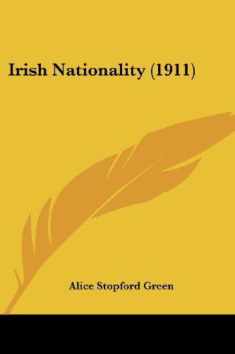 Irish Nationality (1911)