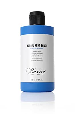 Baxter of California Herbal Mint Toner, 10 fl. oz.