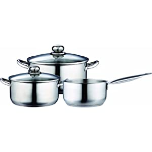 Save Rs 1000 on Renberg 5 Pc Cookware Set - Amaon Deal of the Day