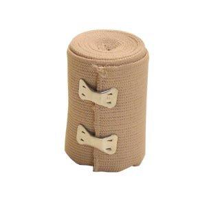 Elastic Bandage Ace Type W/clips 3'' Each
