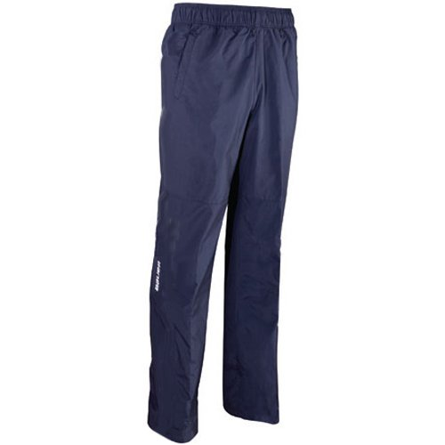 Bauer-Lightweight-Youth-Hockey-Warm-Up-Pants-Navy-Medium
