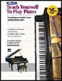 Alfreds Teach Yourself to Play Piano (Teach Yourself Series)