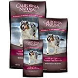 California Natural Grain Free Venison Meal Formula Dry Dog Food