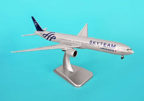 hogan-1-400-b777-300er-air-france-skyteam-special-paint-model-japan-import