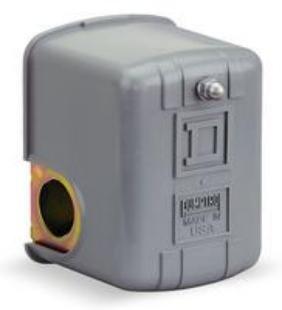 2 Each: Square D Pressure Switch (9013Fhg12J52)