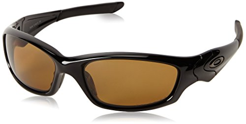 Oakley mens Straight Jacket 26-238 Polarized Sport Sunglasse