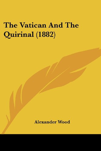 The Vatican and the Quirinal (1882)