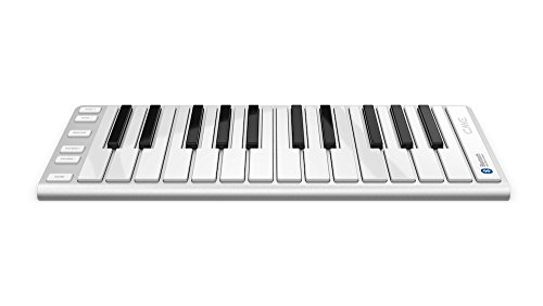 CME PRO 25鍵 薄型ワイヤレスBluetooth MIDIキーボード Xkey Air 25