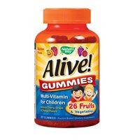 Nature's Way Alive!® Children's Multi-Vitamin Gummies 90 chew