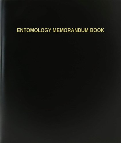 Entomology Memorandum Book