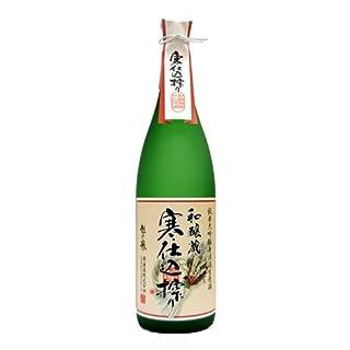 越の誉 純米大吟醸無濾過生原酒 和醸蔵寒仕込搾り1800ml