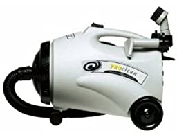 ProTeam PV-103258 ProClean Canister Vacuum w/Commercial Attachment Kit